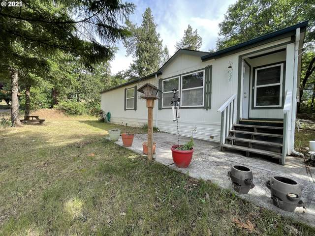 122 NW Simmons Rd, White Salmon, WA 98672 (MLS #21446057) :: Next Home Realty Connection