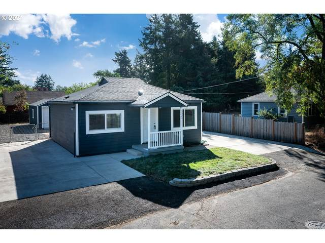 5524 SE 115TH Ave, Portland, OR 97266 (MLS #21446173) :: Coho Realty