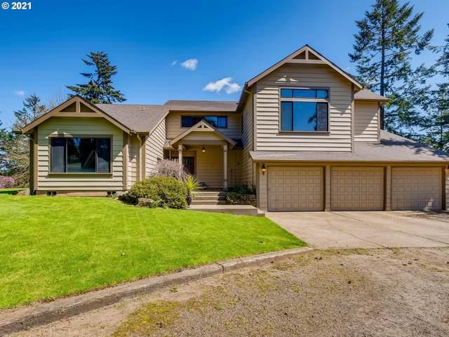 13387 SW Morgan Rd, Sherwood, OR 97140 (MLS #21446223) :: Fox Real Estate Group