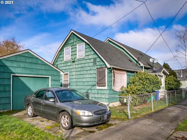 1007 SE 45TH Ave, Portland, OR 97215 (MLS #21446254) :: Next Home Realty Connection