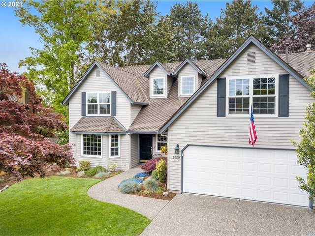 12950 SW Glacier Lily Cir, Tigard, OR 97223 (MLS #21446327) :: Fox Real Estate Group