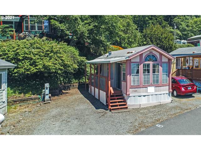 15061 S Hwy 101, Brookings, OR 97415 (MLS #21446339) :: Beach Loop Realty