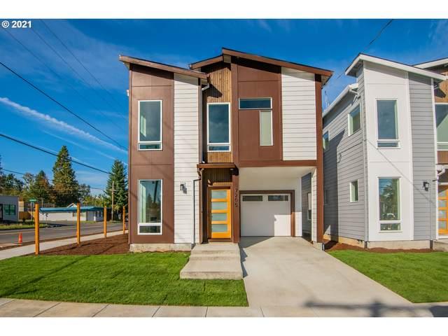 7205 SE Crystal Springs Blvd, Portland, OR 97206 (MLS #21446386) :: The Haas Real Estate Team