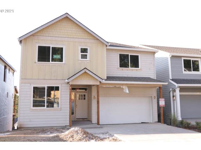 17595 SW Sunview Ln, Beaverton, OR 97007 (MLS #21446625) :: The Liu Group