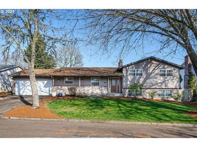 20633 SW Rosa Dr, Beaverton, OR 97078 (MLS #21446704) :: Beach Loop Realty