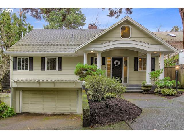 3725 SE Martins St, Portland, OR 97202 (MLS #21447134) :: Premiere Property Group LLC