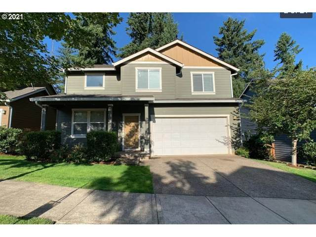 20074 SW Squire Dr, Beaverton, OR 97007 (MLS #21447279) :: Holdhusen Real Estate Group