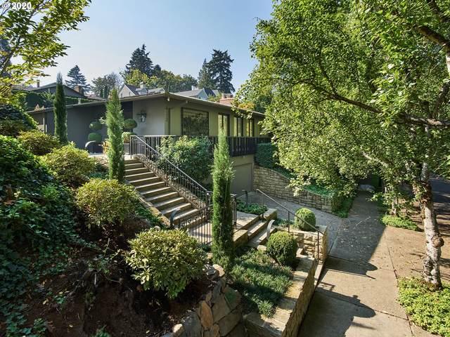 2122 SW Myrtle St, Portland, OR 97201 (MLS #21447552) :: Lux Properties