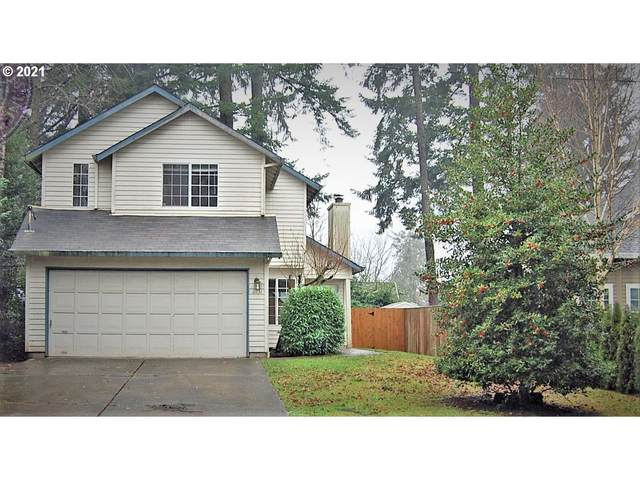 11131 SW 45TH Ave, Portland, OR 97219 (MLS #21447800) :: Holdhusen Real Estate Group