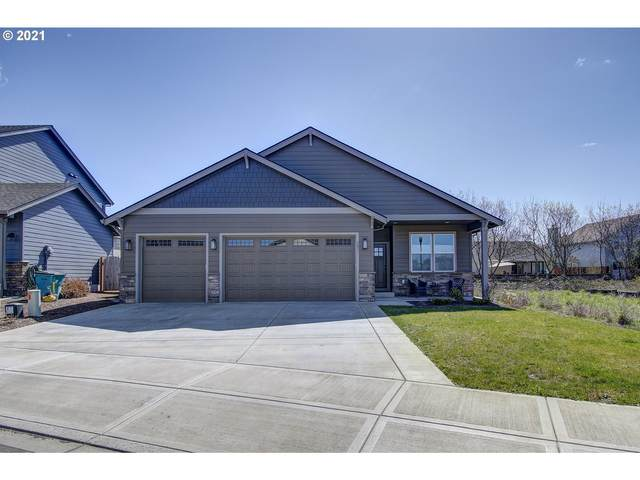 2511 NW 15TH Way, Battle Ground, WA 98604 (MLS #21448029) :: Townsend Jarvis Group Real Estate