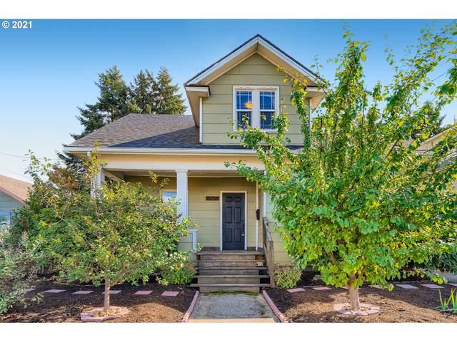6056 NE Willow St, Portland, OR 97213 (MLS #21448220) :: Gustavo Group