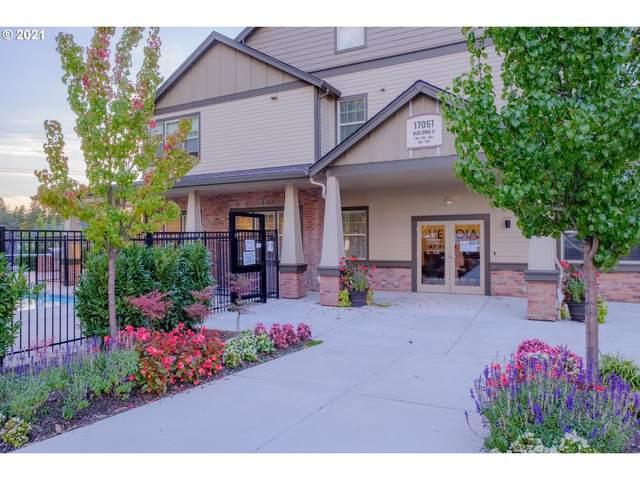 17051 SW Appledale Rd #202, Beaverton, OR 97007 (MLS #21448221) :: Stellar Realty Northwest