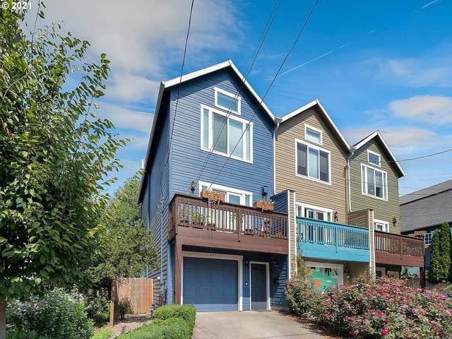 431 NE Cook St, Portland, OR 97212 (MLS #21448640) :: The Pacific Group