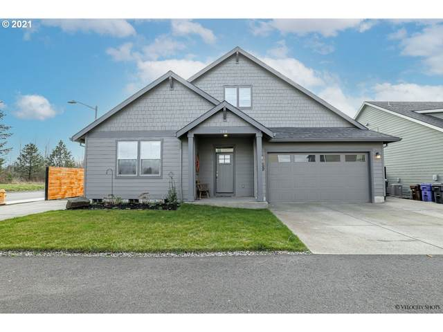 200 N Hezzie Ln, Molalla, OR 97038 (MLS #21448864) :: Song Real Estate