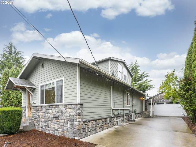 603 NE 75TH Ave, Portland, OR 97213 (MLS #21448912) :: Song Real Estate