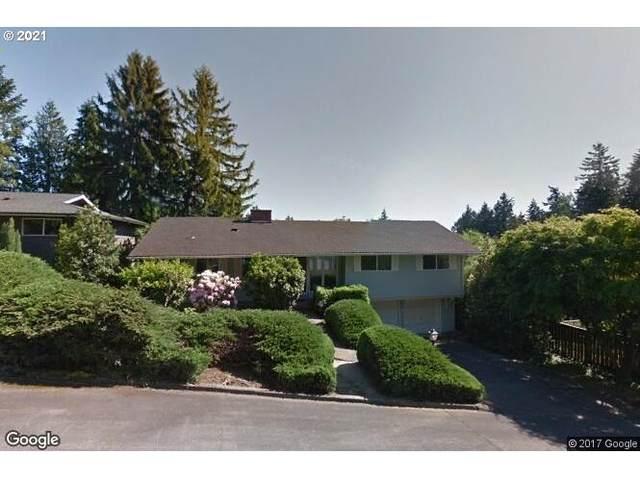 8625 SW Gayle Ln, Portland, OR 97225 (MLS #21448916) :: The Haas Real Estate Team