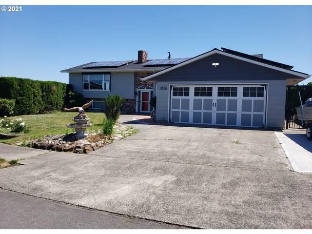 3506 NE 145TH Ave, Portland, OR 97230 (MLS #21448978) :: McKillion Real Estate Group