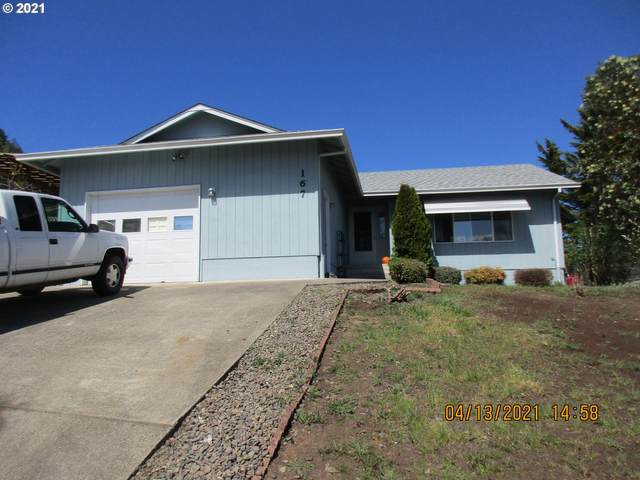 167 NW Mercy Hills Dr, Roseburg, OR 97471 (MLS #21449296) :: Townsend Jarvis Group Real Estate