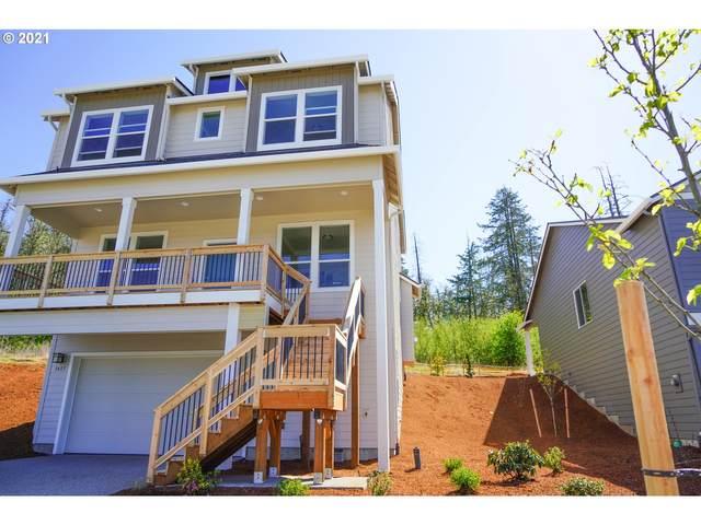 2573 Rockrose Ln, Eugene, OR 97403 (MLS #21449498) :: Beach Loop Realty