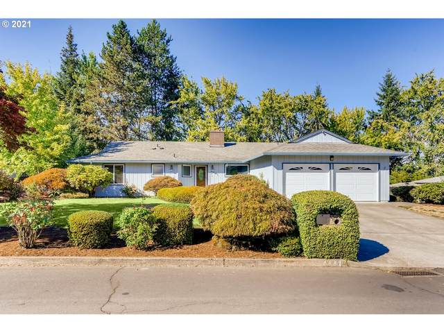 4885 NW Neskowin Ave, Portland, OR 97229 (MLS #21449624) :: McKillion Real Estate Group