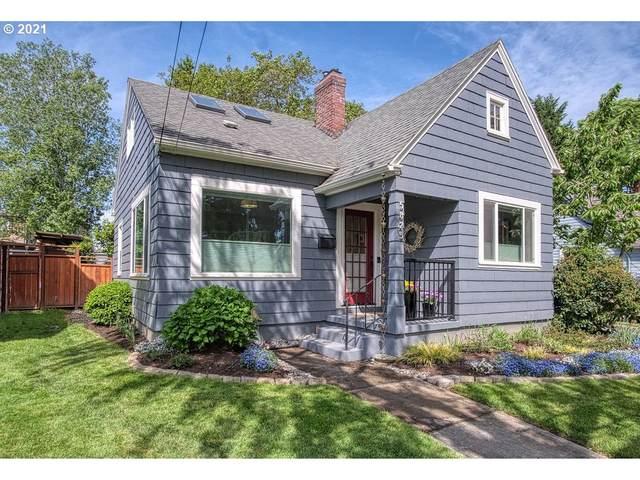 5825 SE 21ST Ave, Portland, OR 97202 (MLS #21449720) :: Stellar Realty Northwest