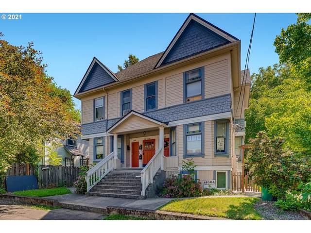 3026 N Williams Ave, Portland, OR 97227 (MLS #21450399) :: Premiere Property Group LLC