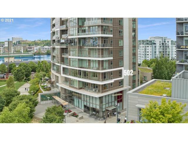 949 NW Overton St 502/4, Portland, OR 97209 (MLS #21450439) :: Holdhusen Real Estate Group
