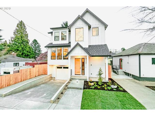 6112 SE 40TH Ave, Portland, OR 97202 (MLS #21450910) :: Coho Realty