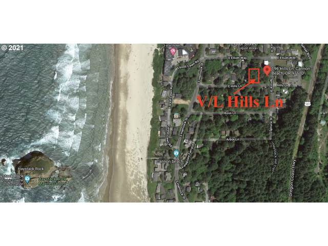W Of 196 Hills Ln Lot22, Cannon Beach, OR 97110 (MLS #21450916) :: Premiere Property Group LLC
