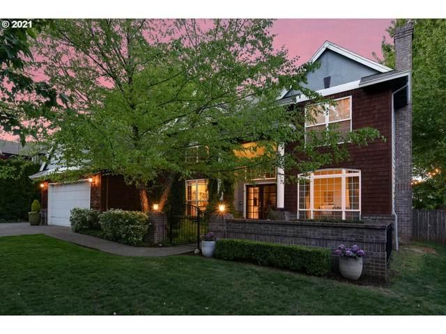 17140 Fir Dr, Sandy, OR 97055 (MLS #21450999) :: McKillion Real Estate Group