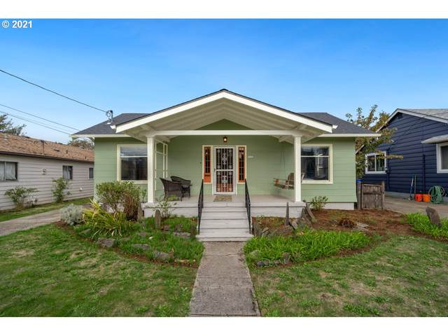 7133 N Ivanhoe St, Portland, OR 97203 (MLS #21451127) :: Townsend Jarvis Group Real Estate