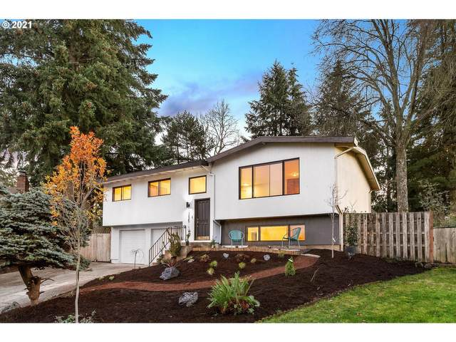 13225 SW Village Glenn Cir, Tigard, OR 97223 (MLS #21451134) :: Fox Real Estate Group