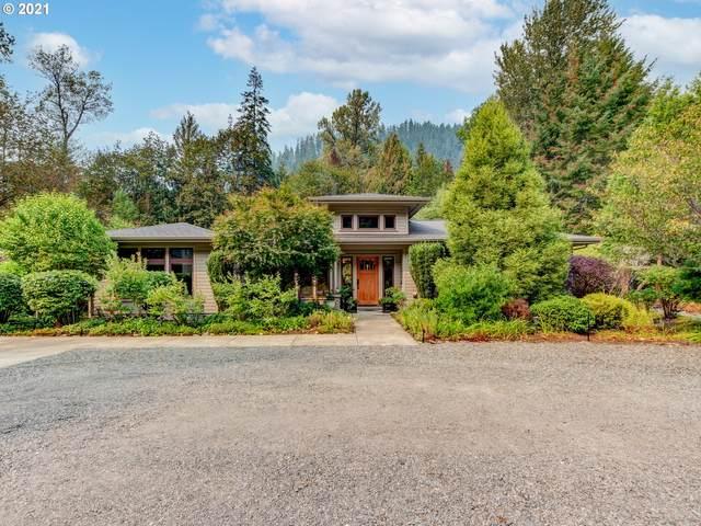 46707 Westfir Rd, Westfir, OR 97492 (MLS #21451157) :: Lux Properties