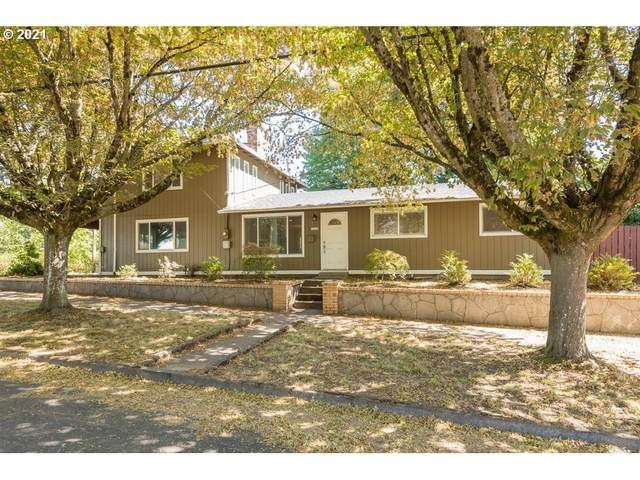 10308 N Oregonian Ave, Portland, OR 97203 (MLS #21451317) :: The Haas Real Estate Team