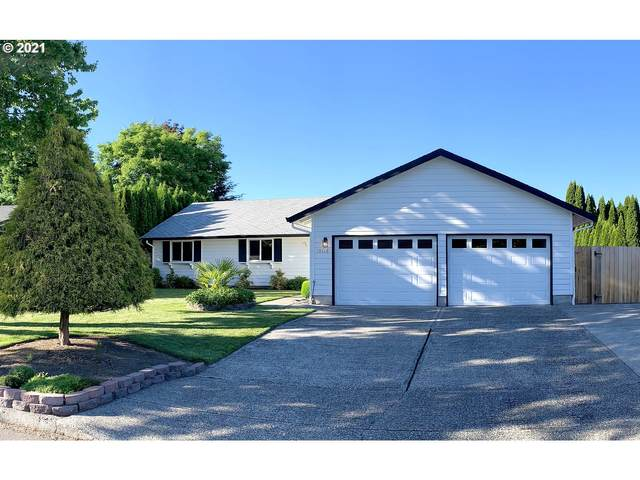 15306 SE Stevenson Dr, Vancouver, WA 98683 (MLS #21451841) :: Fox Real Estate Group