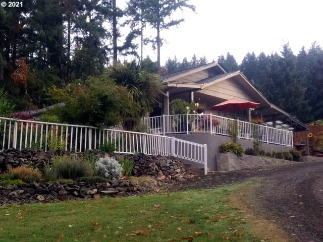 1020 Foster Ave, Sutherlin, OR 97479 (MLS #21452281) :: Townsend Jarvis Group Real Estate