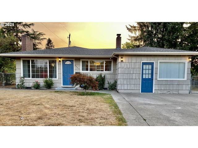 2705 NE 122ND Ave, Portland, OR 97230 (MLS #21452518) :: Song Real Estate