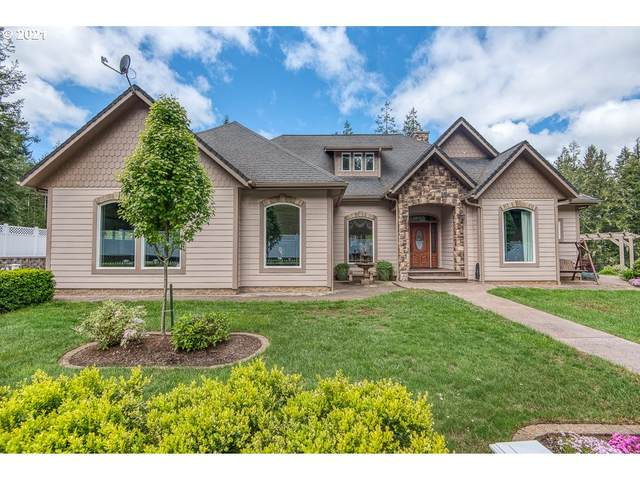 54895 Robinson Rd, Coquille, OR 97423 (MLS #21452943) :: Beach Loop Realty