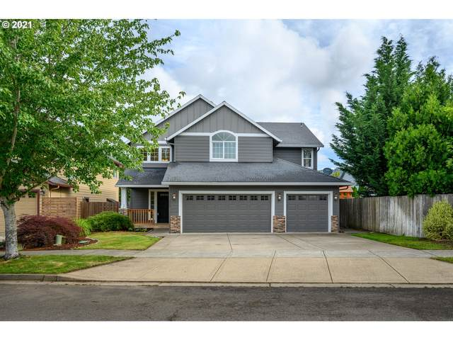 323 W Oxford St, Newberg, OR 97132 (MLS #21453167) :: Townsend Jarvis Group Real Estate