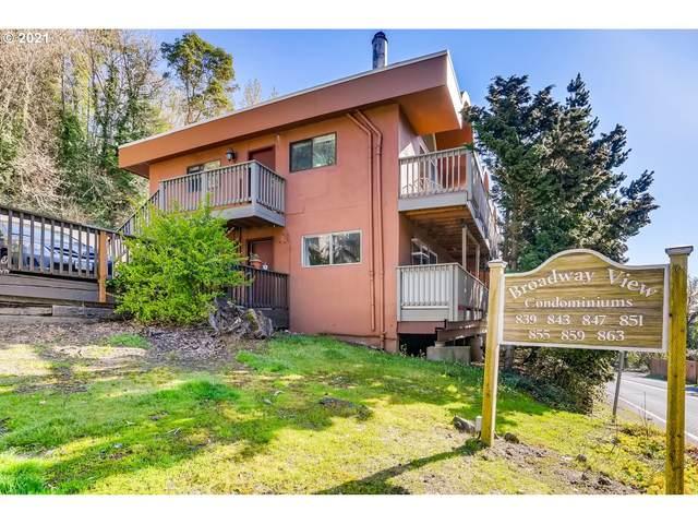 839 SW Broadway Dr #78, Portland, OR 97201 (MLS #21453367) :: Holdhusen Real Estate Group