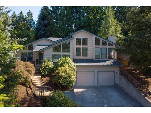 1850 SW Broadleaf Dr, Portland, OR 97219 (MLS #21453514) :: Real Tour Property Group