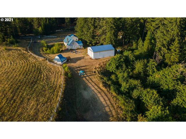 11710 SW Dupee Valley Rd, Sheridan, OR 97378 (MLS #21453806) :: Holdhusen Real Estate Group
