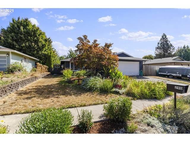 290 SE Palmblad Dr, Gresham, OR 97080 (MLS #21454199) :: Cano Real Estate