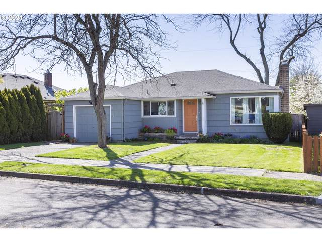 705 W 31st St, Vancouver, WA 98660 (MLS #21454333) :: Next Home Realty Connection