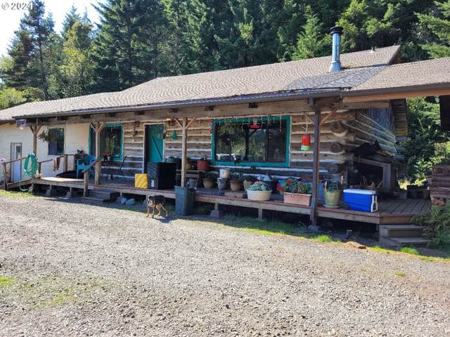 41959 Old Mill Rd, Port Orford, OR 97465 (MLS #21454339) :: Premiere Property Group LLC