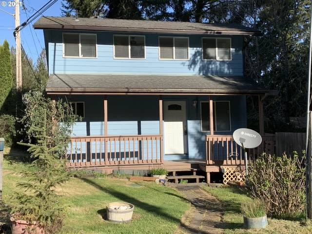 389 N Deerlane Dr, Otis, OR 97368 (MLS #21454443) :: Coho Realty
