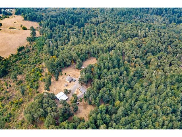 25340 NW Turner Creek Rd, Yamhill, OR 97148 (MLS #21454472) :: Townsend Jarvis Group Real Estate