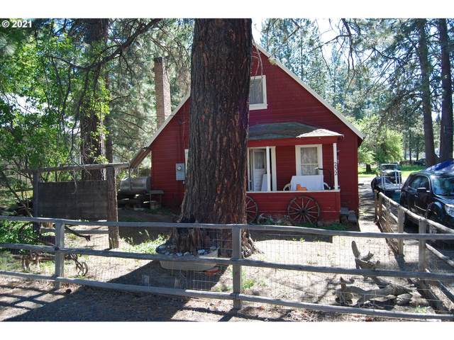 232 Mill St, Sumpter, OR 97877 (MLS #21454655) :: Tim Shannon Realty, Inc.