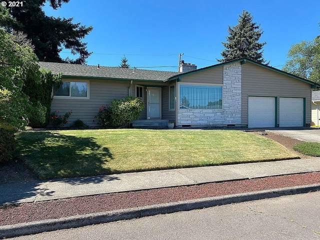 17100 SE Rhone St, Portland, OR 97236 (MLS #21454673) :: Holdhusen Real Estate Group