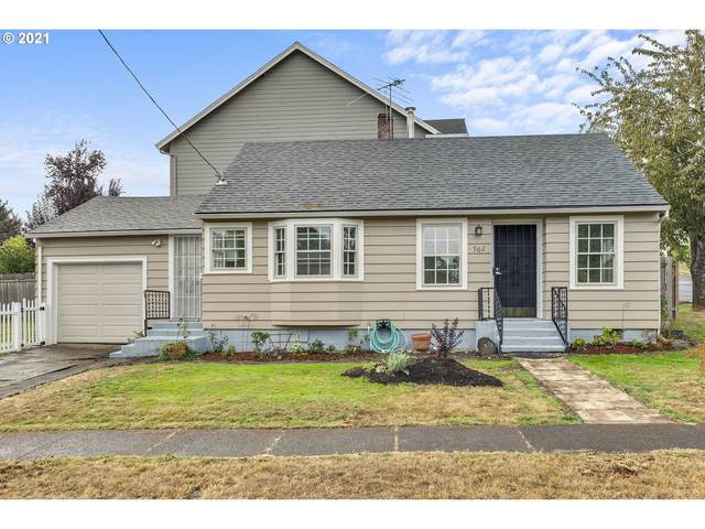 502 Willamette St, Oregon City, OR 97045 (MLS #21454778) :: Lux Properties